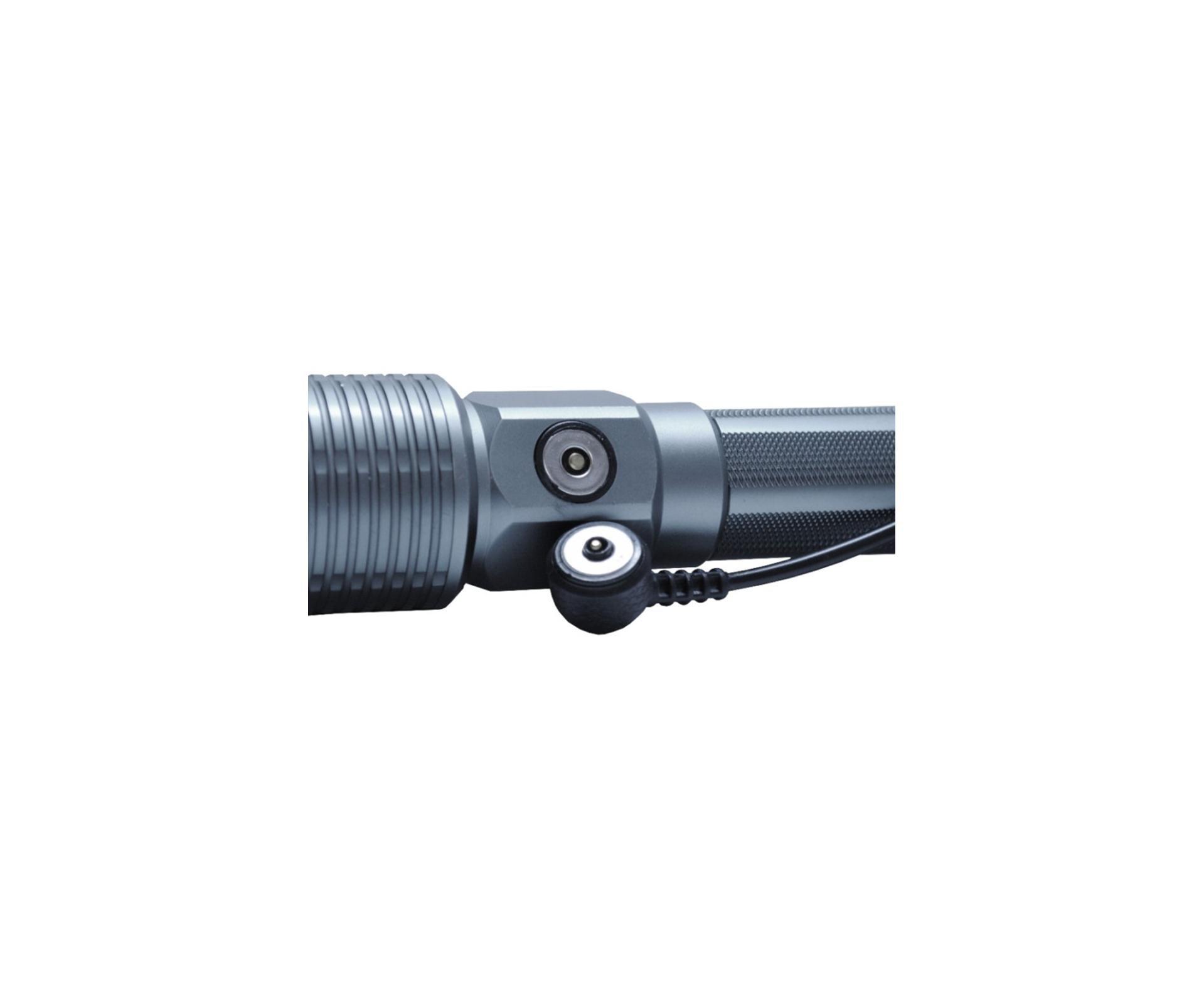Lanterna Tática Recarregável High Tec - Guepardo