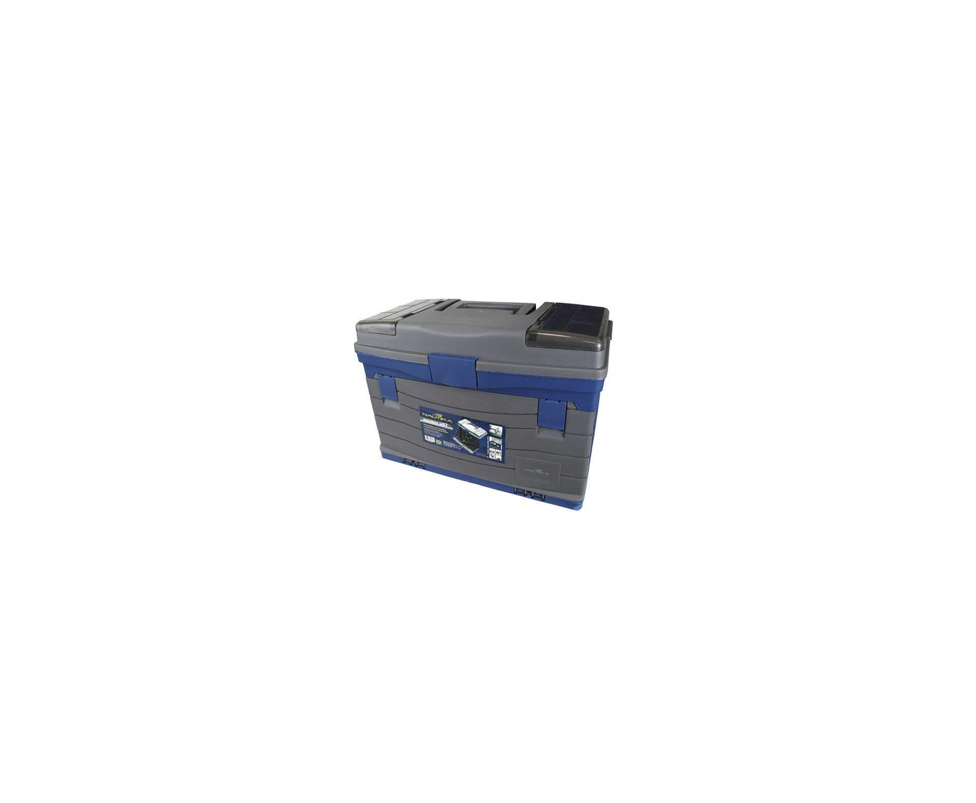 Caixa Multibox Mb3 - Nautika