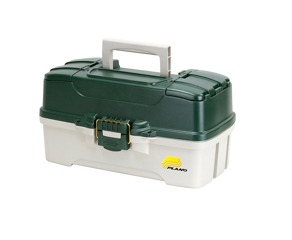 Caixa Maleta Para Pesca Com 3 Compartimentos 6203-06 Plano
