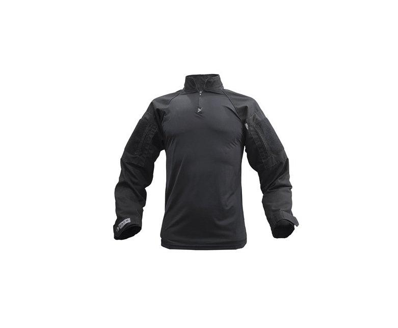 Camisa Tatica Combat Shirt Dacs - Preto - P