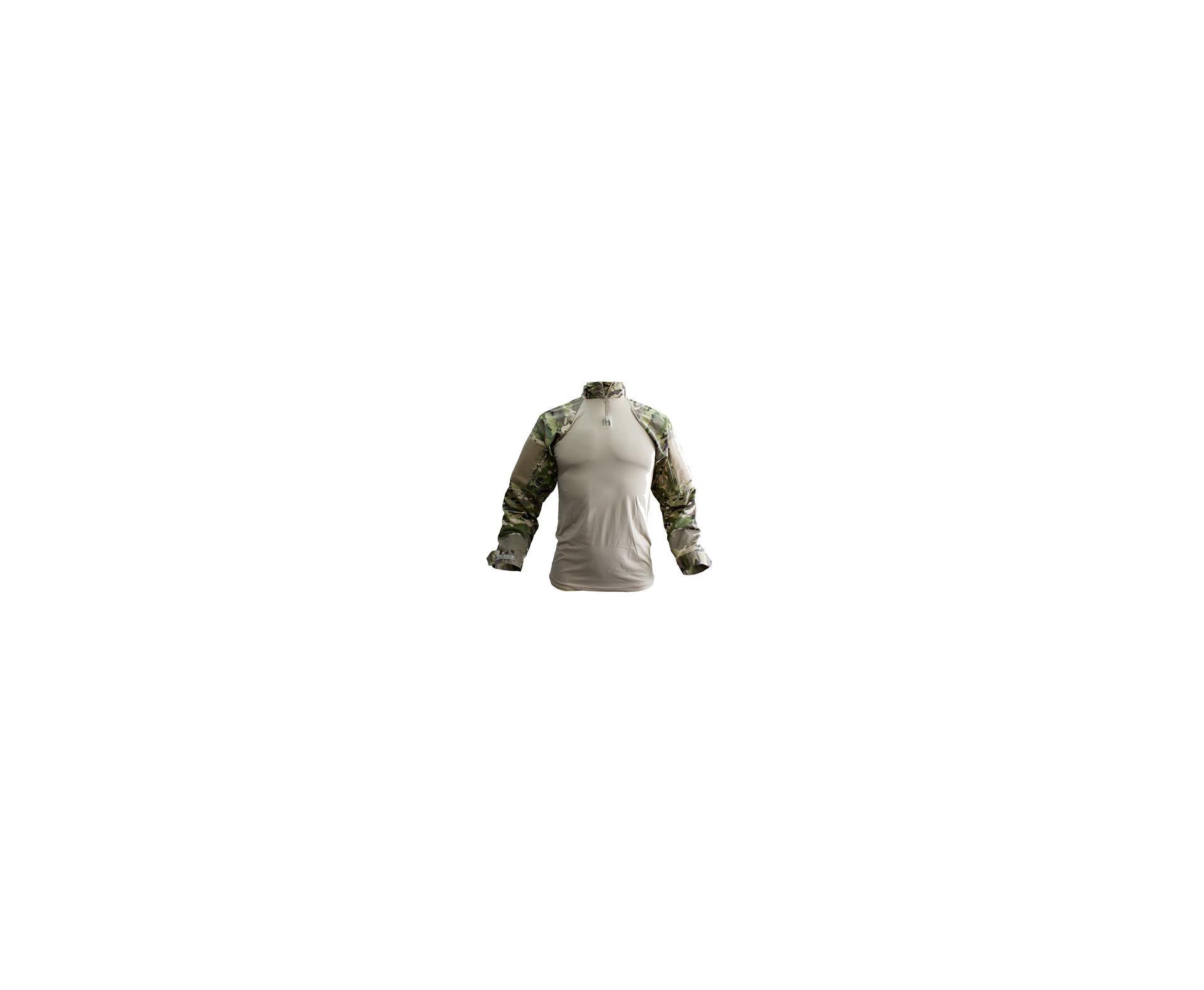 Combat Shirt Dacs - Multicam - P
