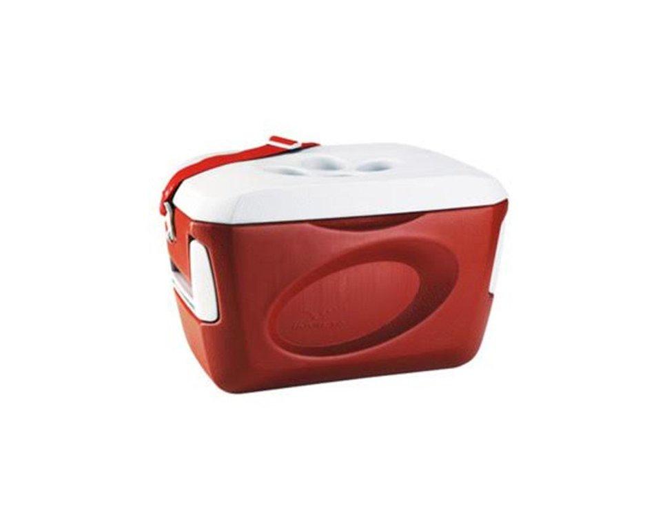 Caixa Termica Invicta 24 Litros Com Alça - Vermelha