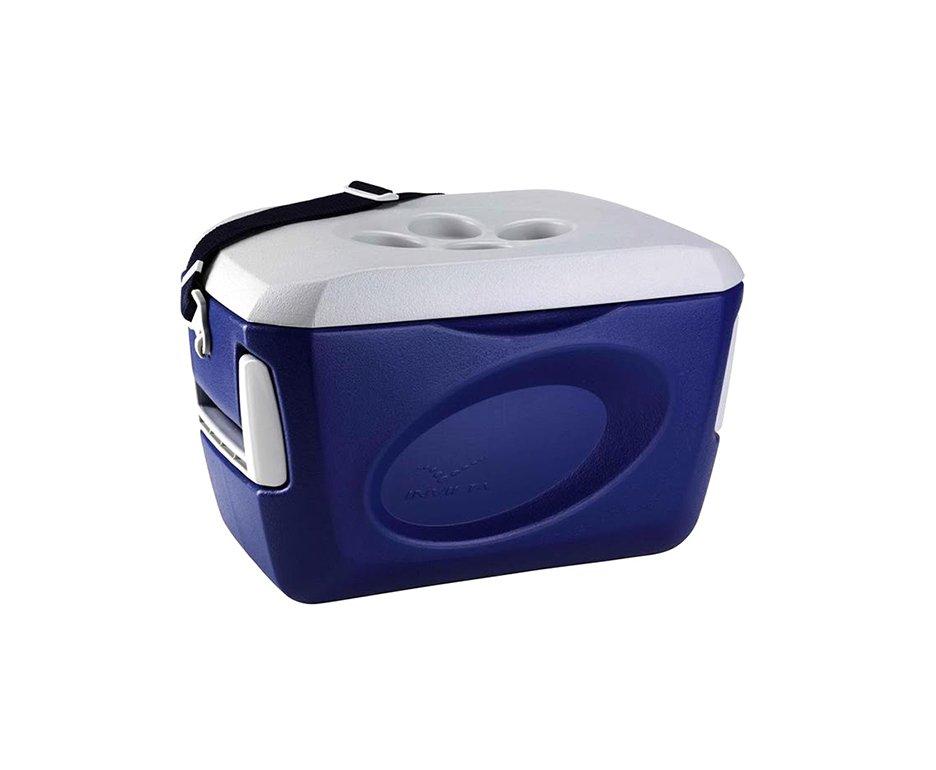 Caixa Térmica 24l Azul Royal - Invicta