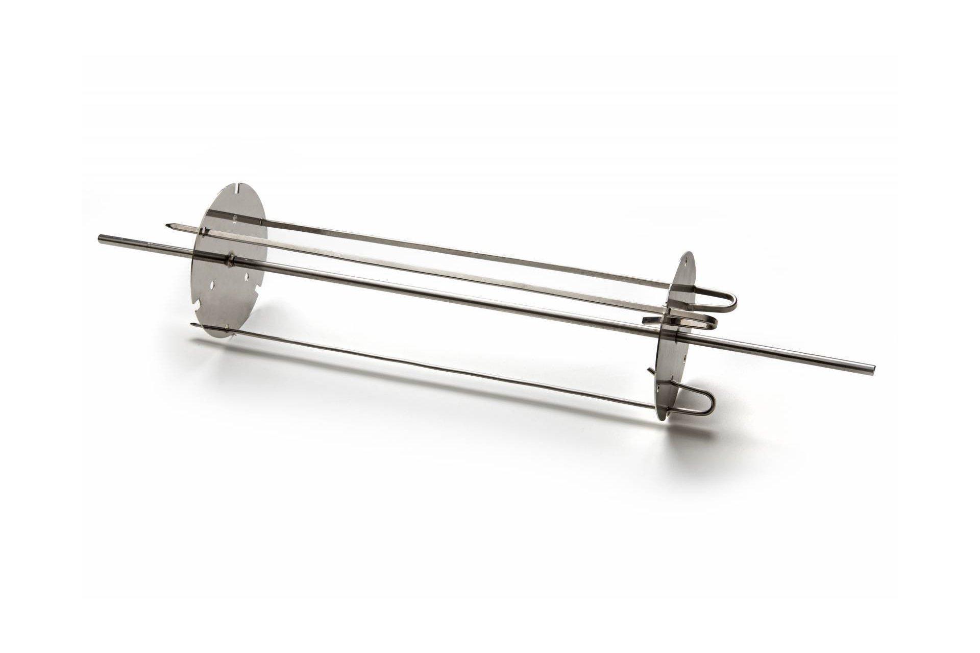 Carrossel De Espetinhos Para Espeto Giratório - Rotary Speto