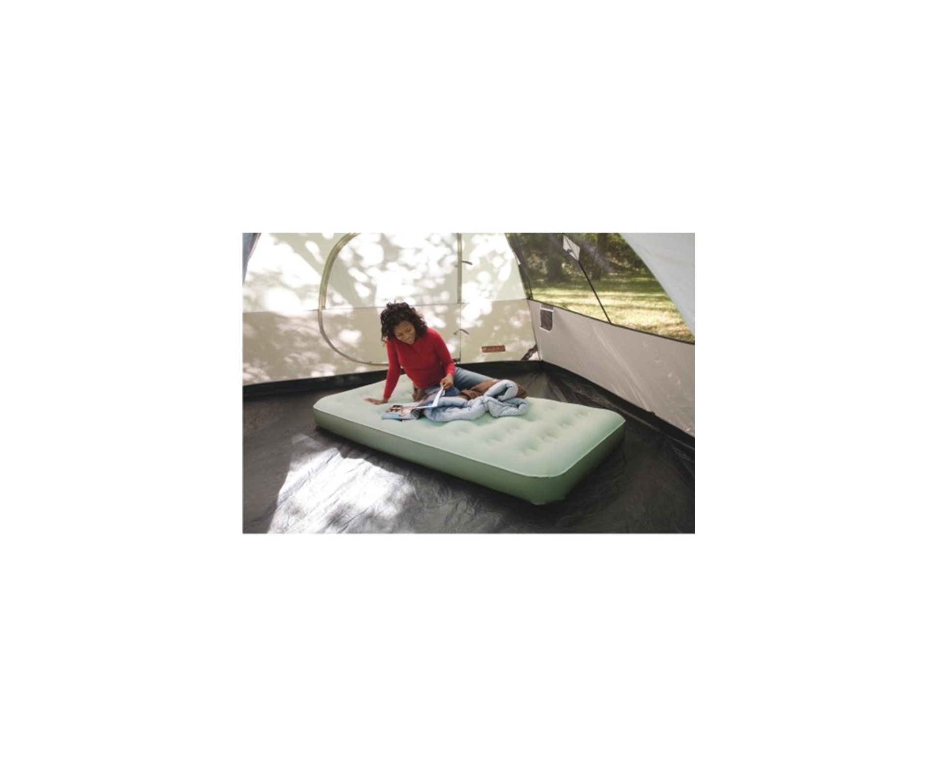 Colchao Inflavel Airbed Twin Solteiro - Coleman