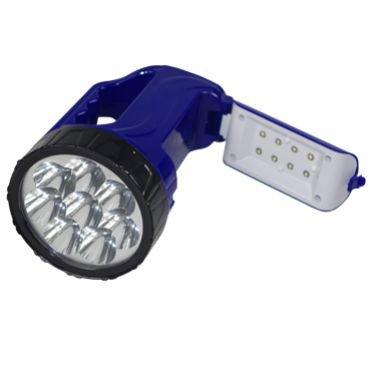 Lanterna E Lampião De Mão 16 Leds Recarregável Senior - Nautika