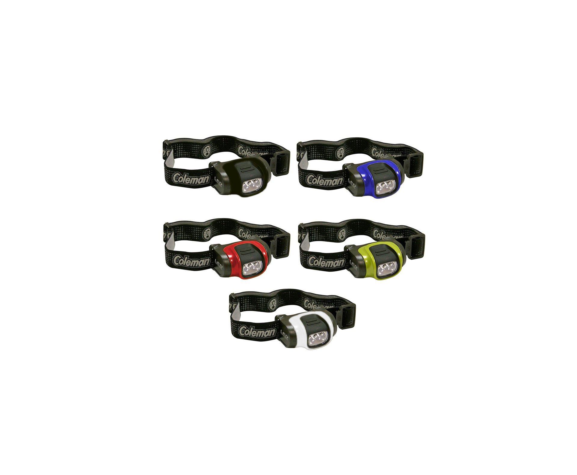 Lanterna De Cabeça Led Axis - Verde Coleman
