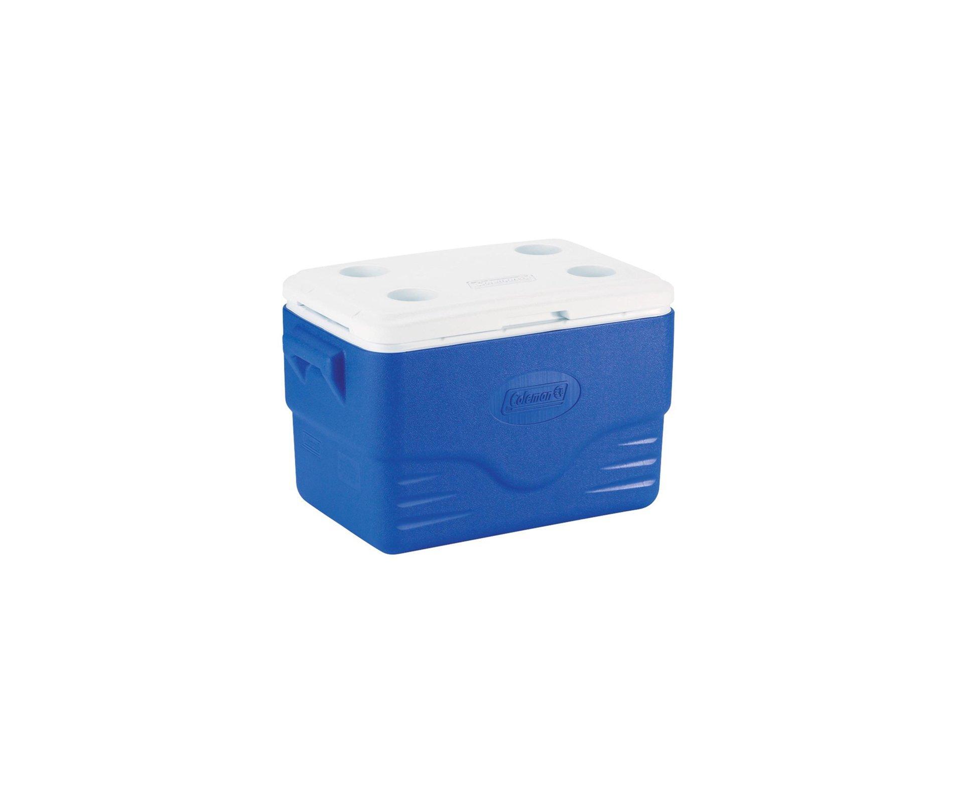 Caixa Térmica 34 Litros Azul - Coleman