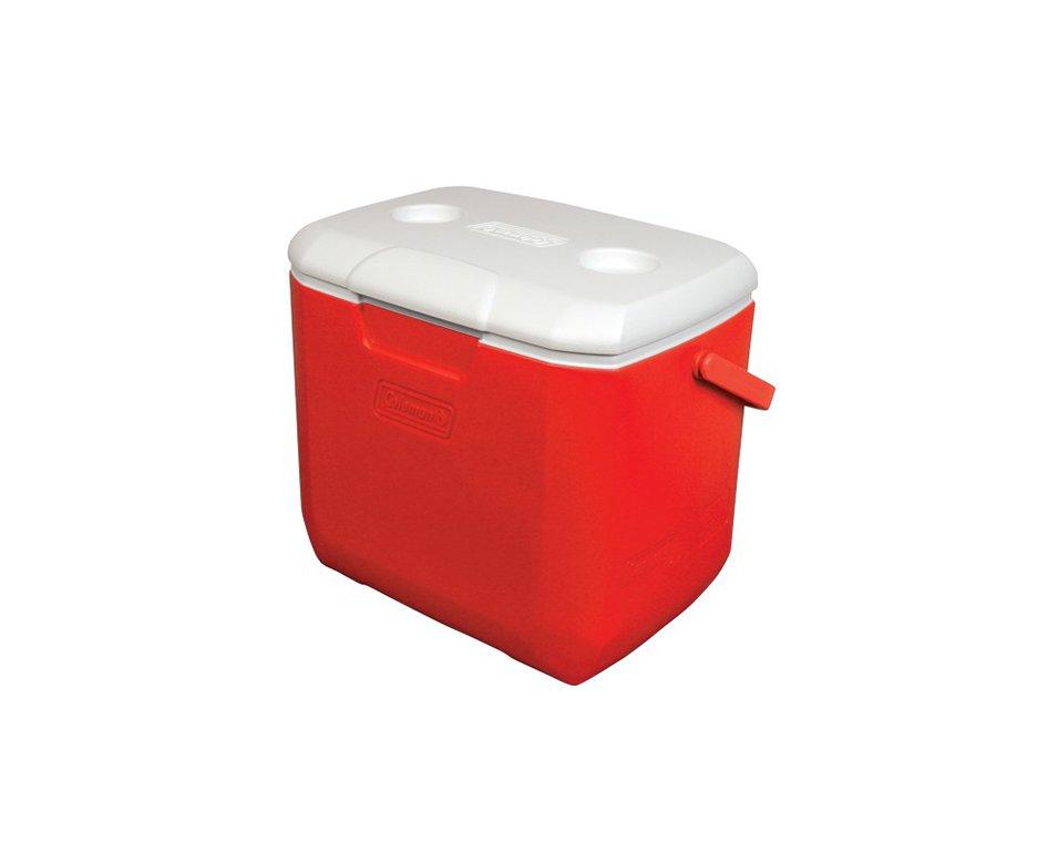 Caixa Térmica 30qt 28,3 Litros Vermelha - Coleman