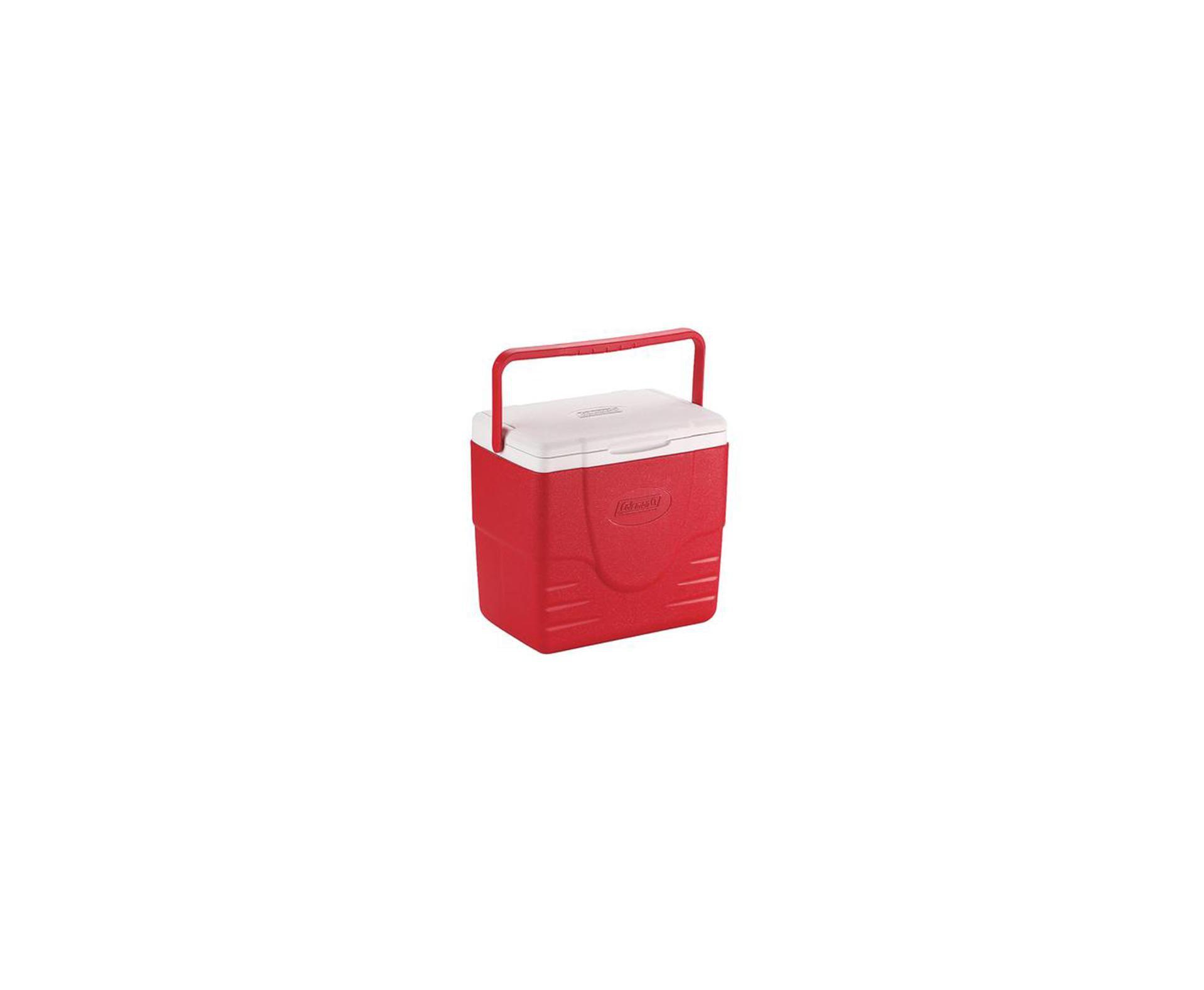 Caixa Térmica 16 Qt (15,1 Lts ) Vermelha - Coleman