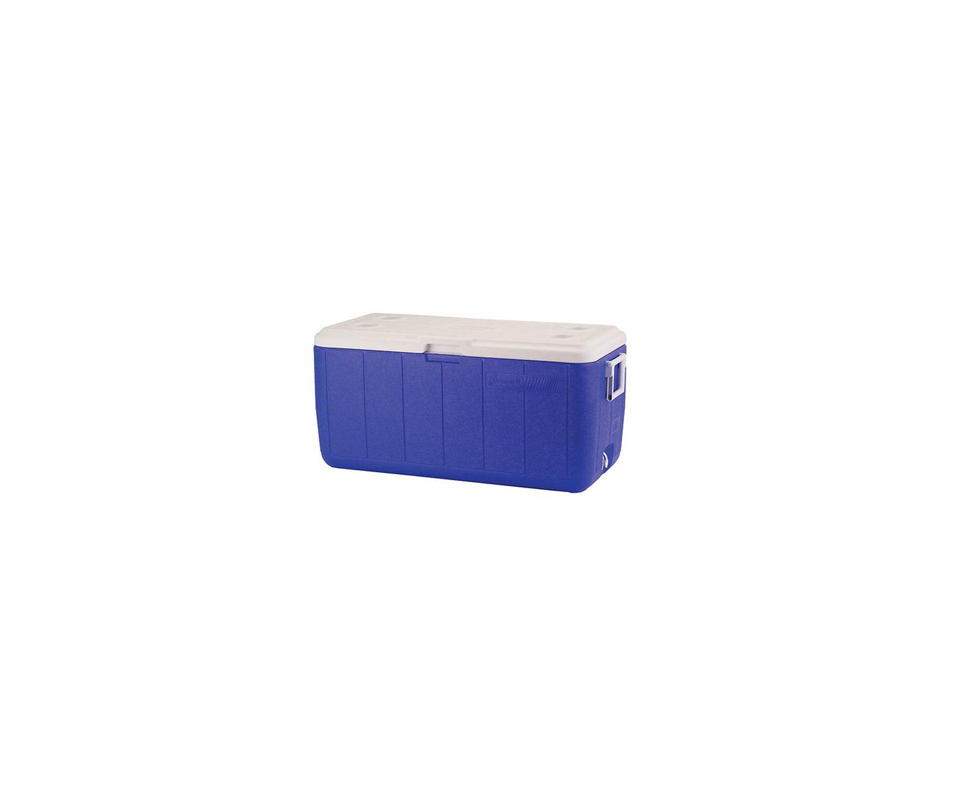 Caixa Termica 100qt 94,6lts - Azul - Coleman