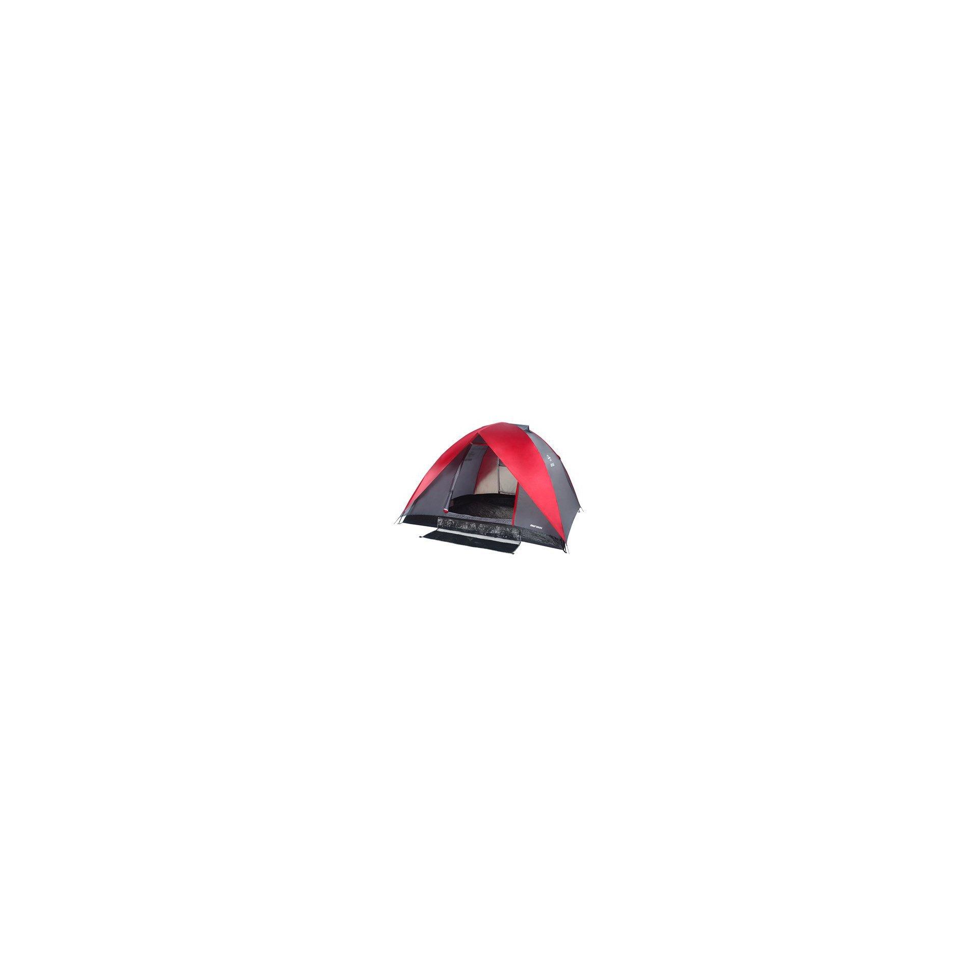 Barraca Mormaii Brava 6 - Vermelha E Cinza