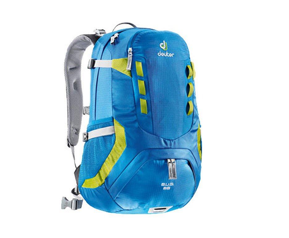 Mochila Sub 28 Lts Azul/amarelo - Deuter