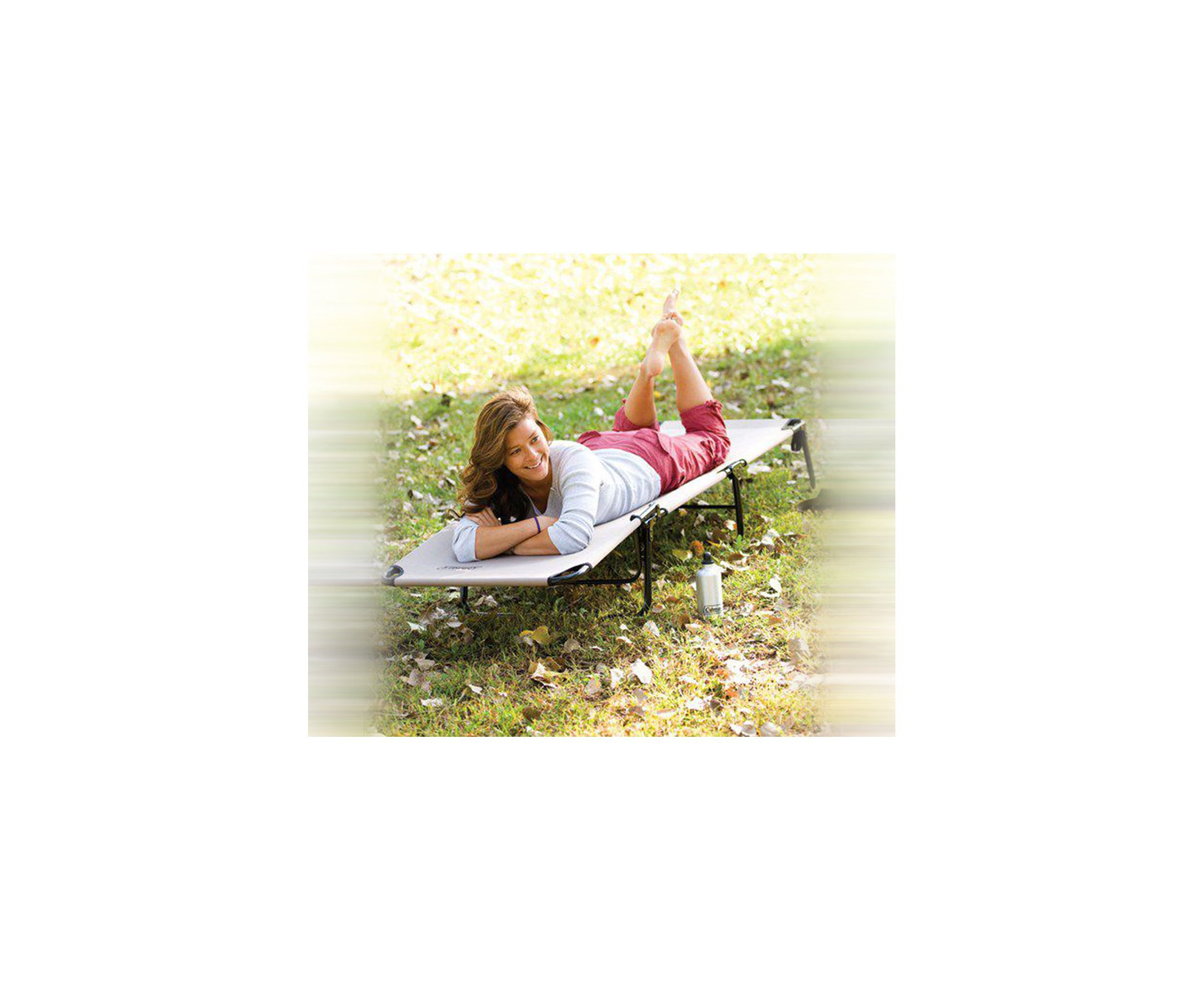 Cama Dobravel Camping Converta - Coleman