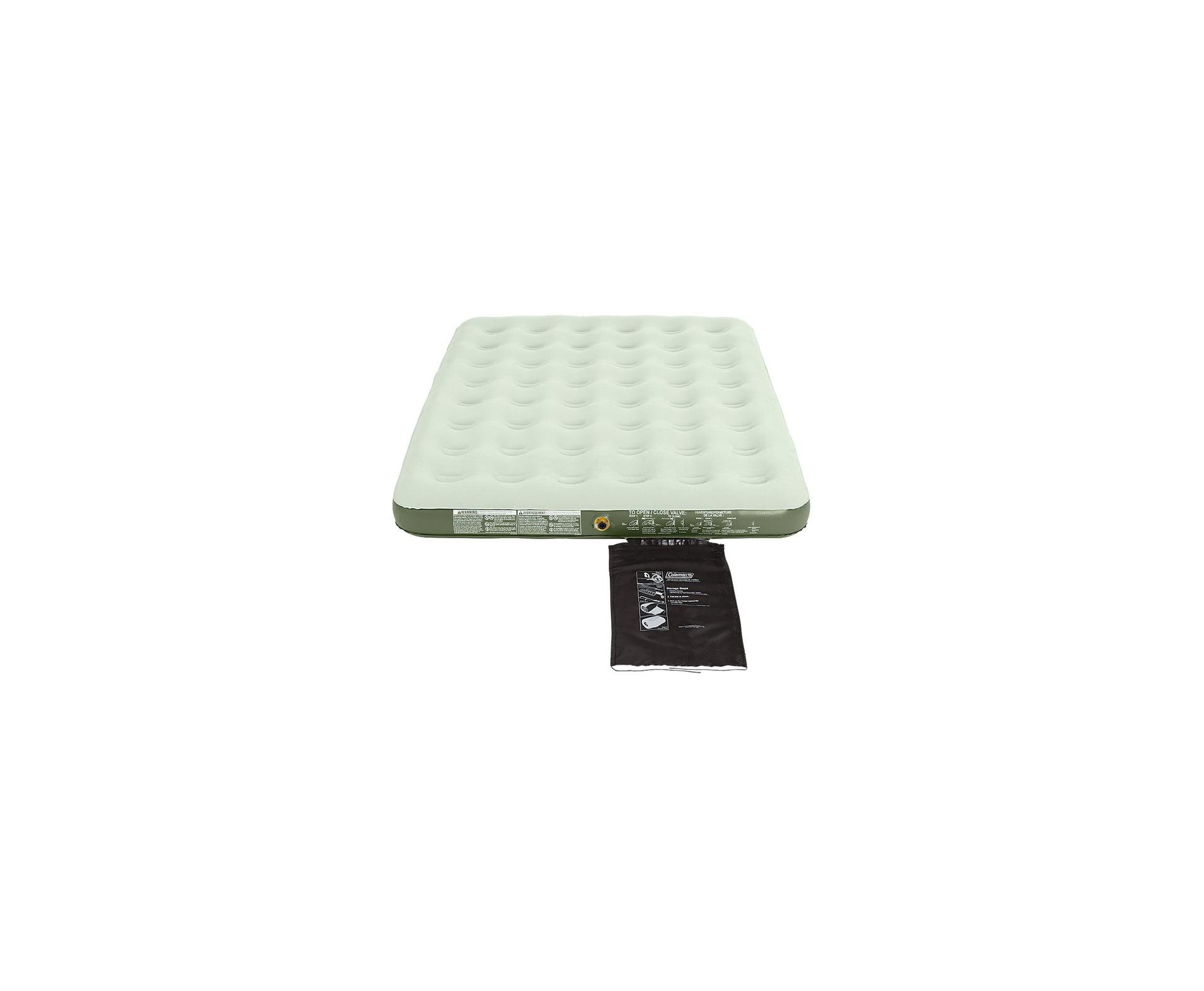 Colchao Inflavel Airbed Queen Casal - Coleman