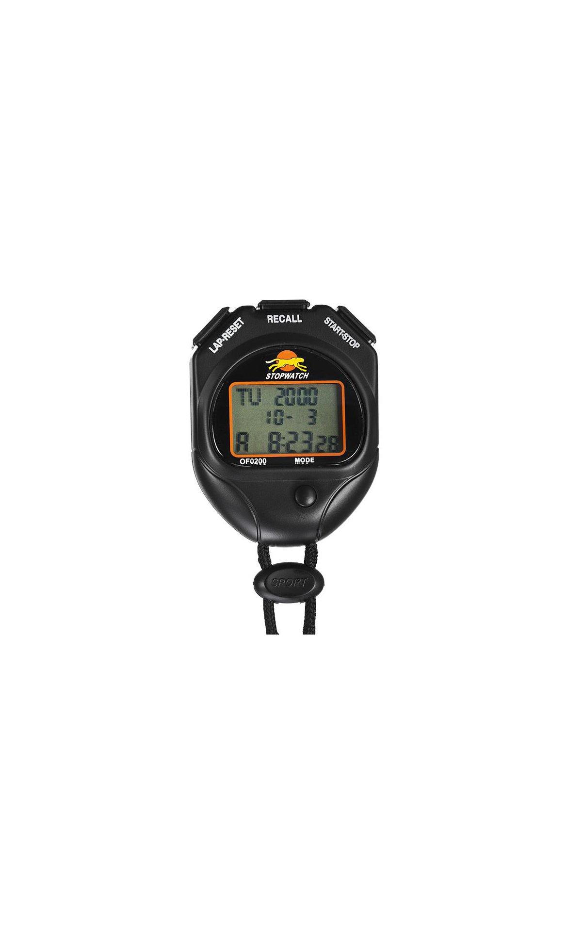 Cronometro Profissional Quartz Of0200 Guepardo