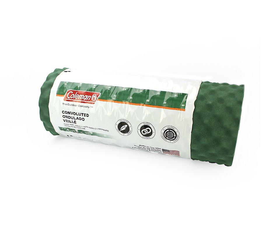 Colchonete Isolante Convuleted Verde - Coleman