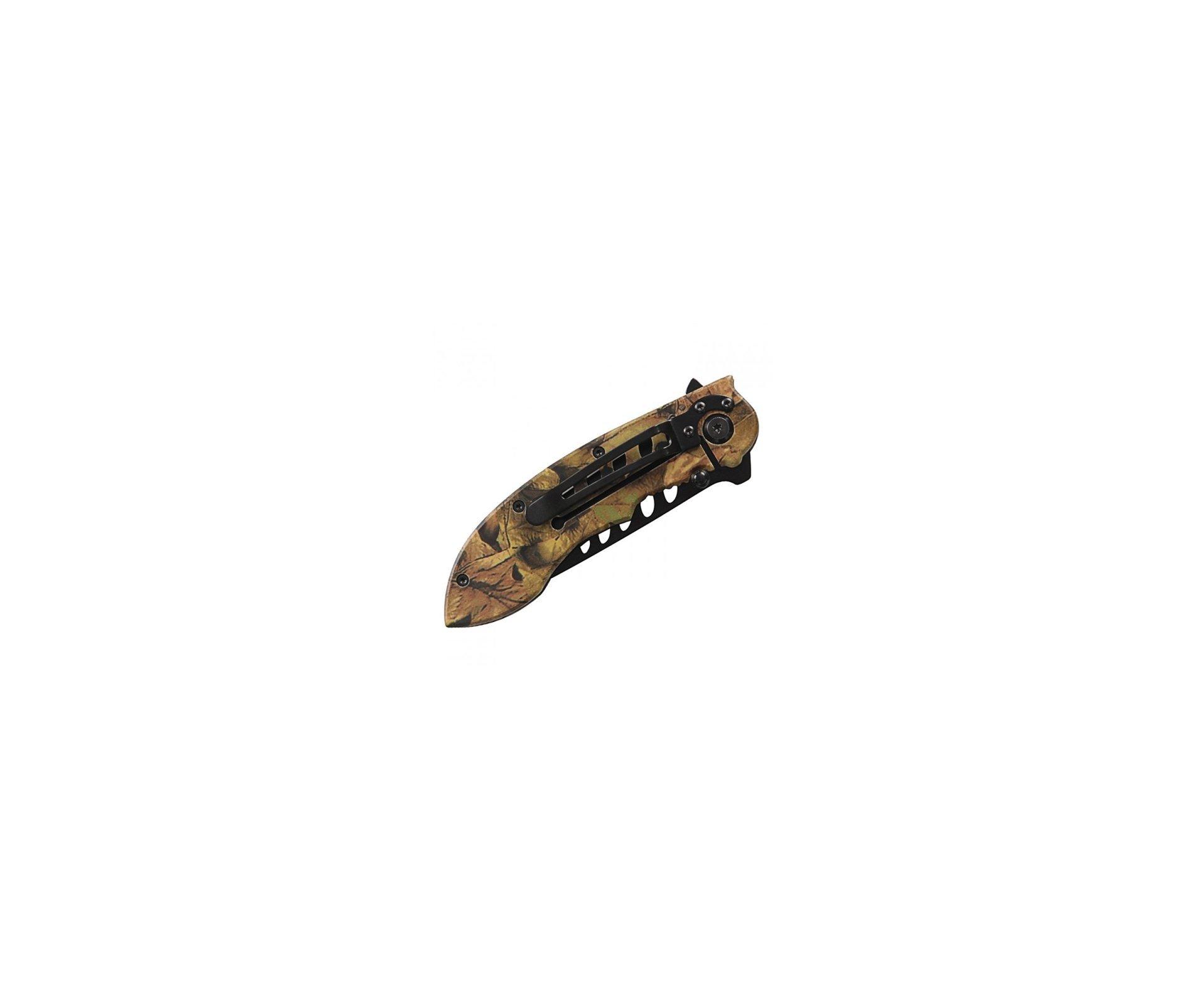 Canivete Camuflado Sahara - Mormaii