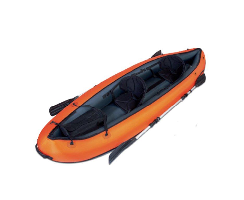 Caiaque Hydro - Force Ventura 2 Pessoas 3,30m X 94cm - Echolife