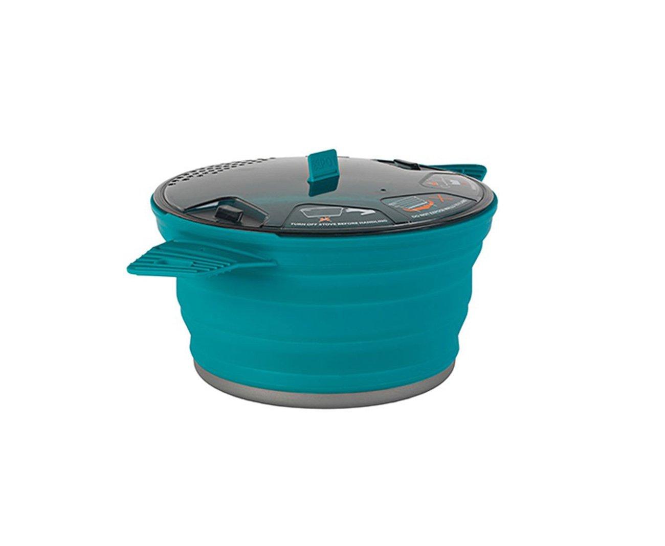 Panela X Pot Large 2.8 Litros Azul - Sea To Summit