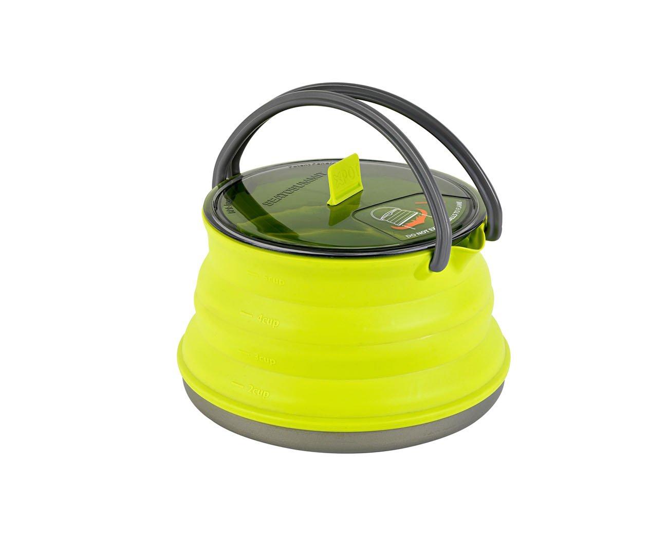 Chaleira X Pot Kettle 1,3 Litros Verde - Sea To Summit