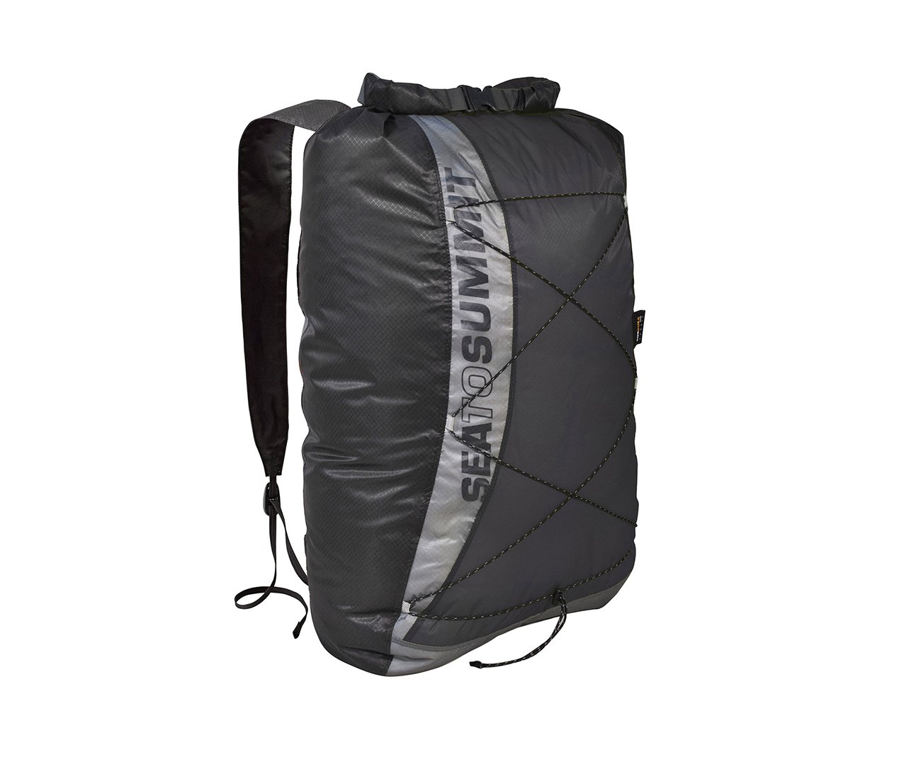 Mochila Sprint Waterproof Drypack 20 Litros Preto - Sea To Summit