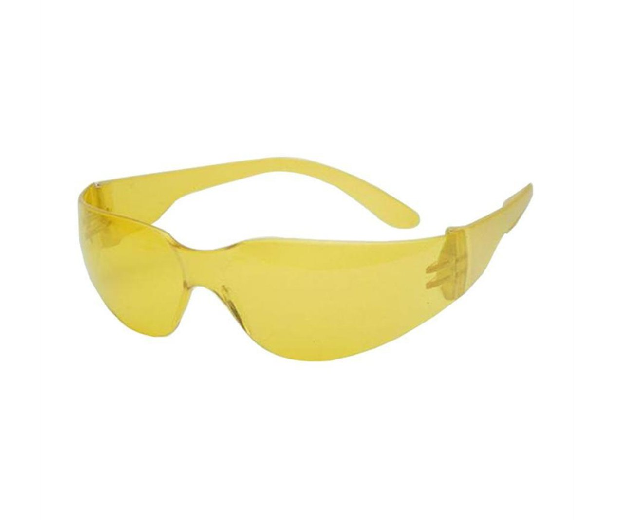 óculos De Segurança Raios Uva E Uvb Leopardo Amarelo - Kalipso