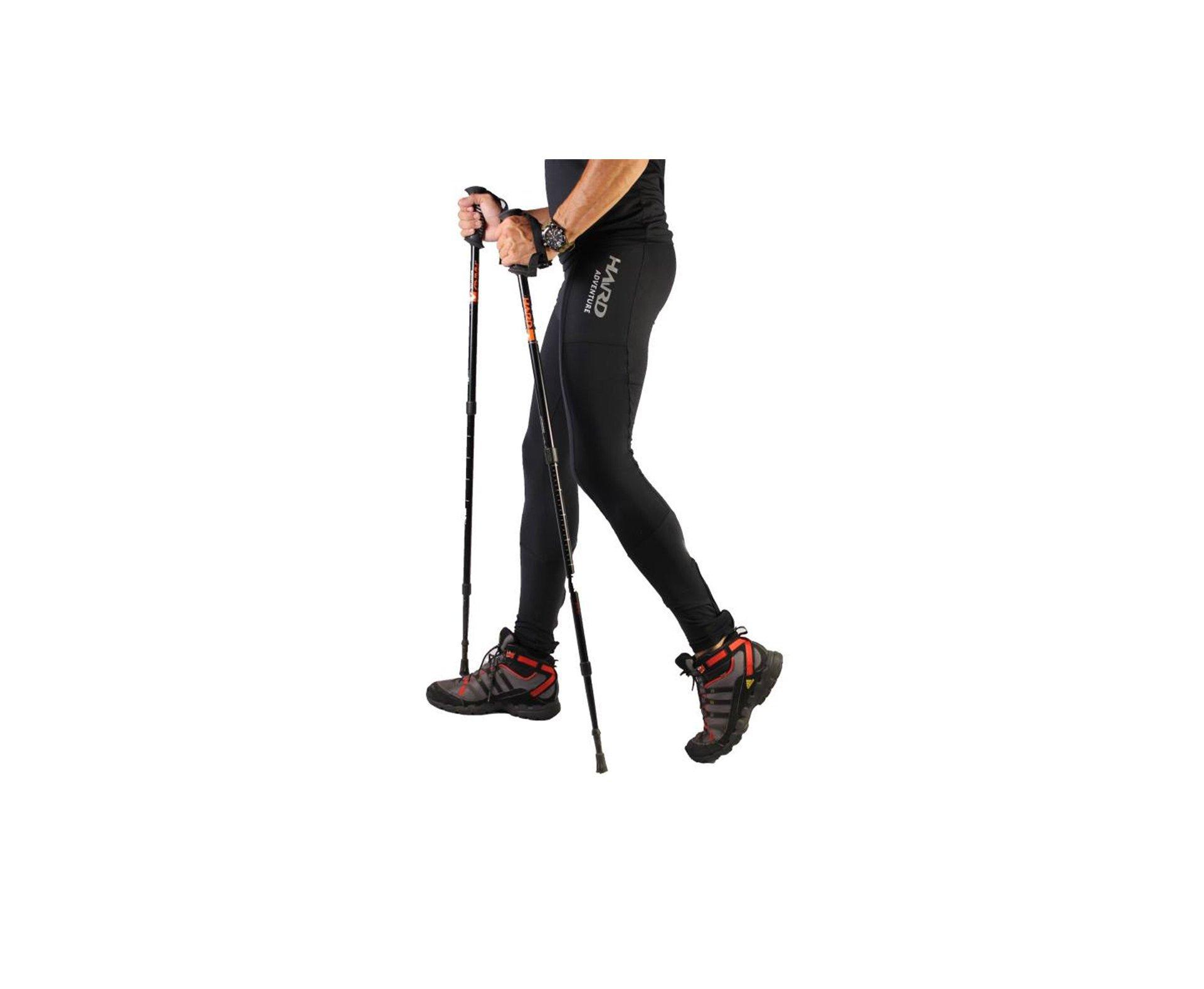 Calça Legging Black Trail Masculina  Preto - Hard - P