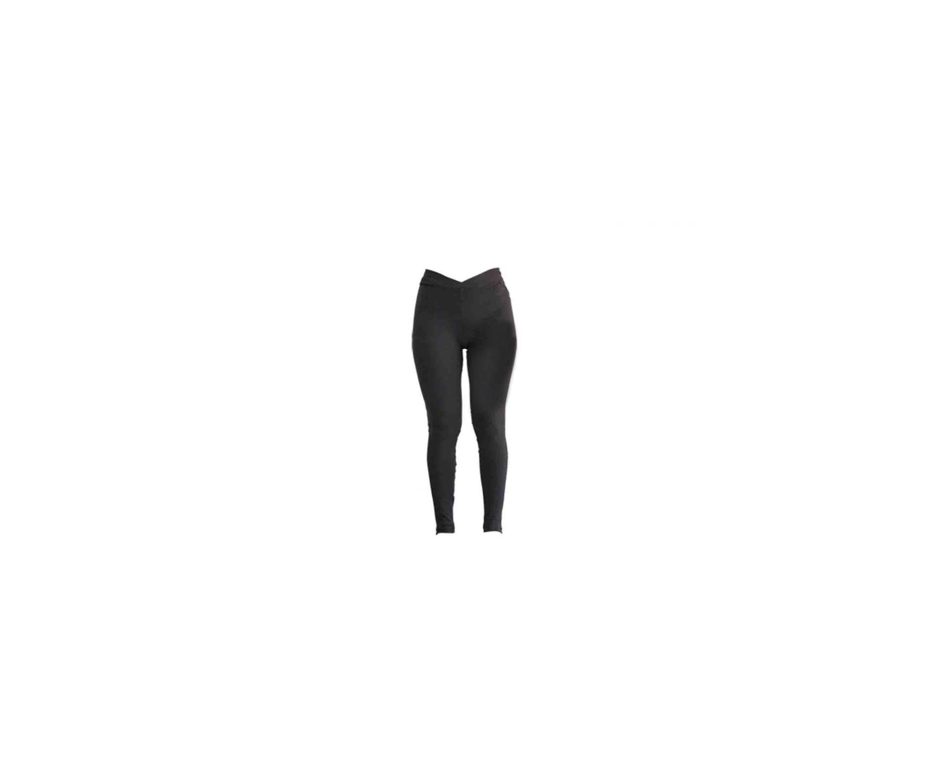 Calça Legging Black Trail Feminina  Preto - Hard