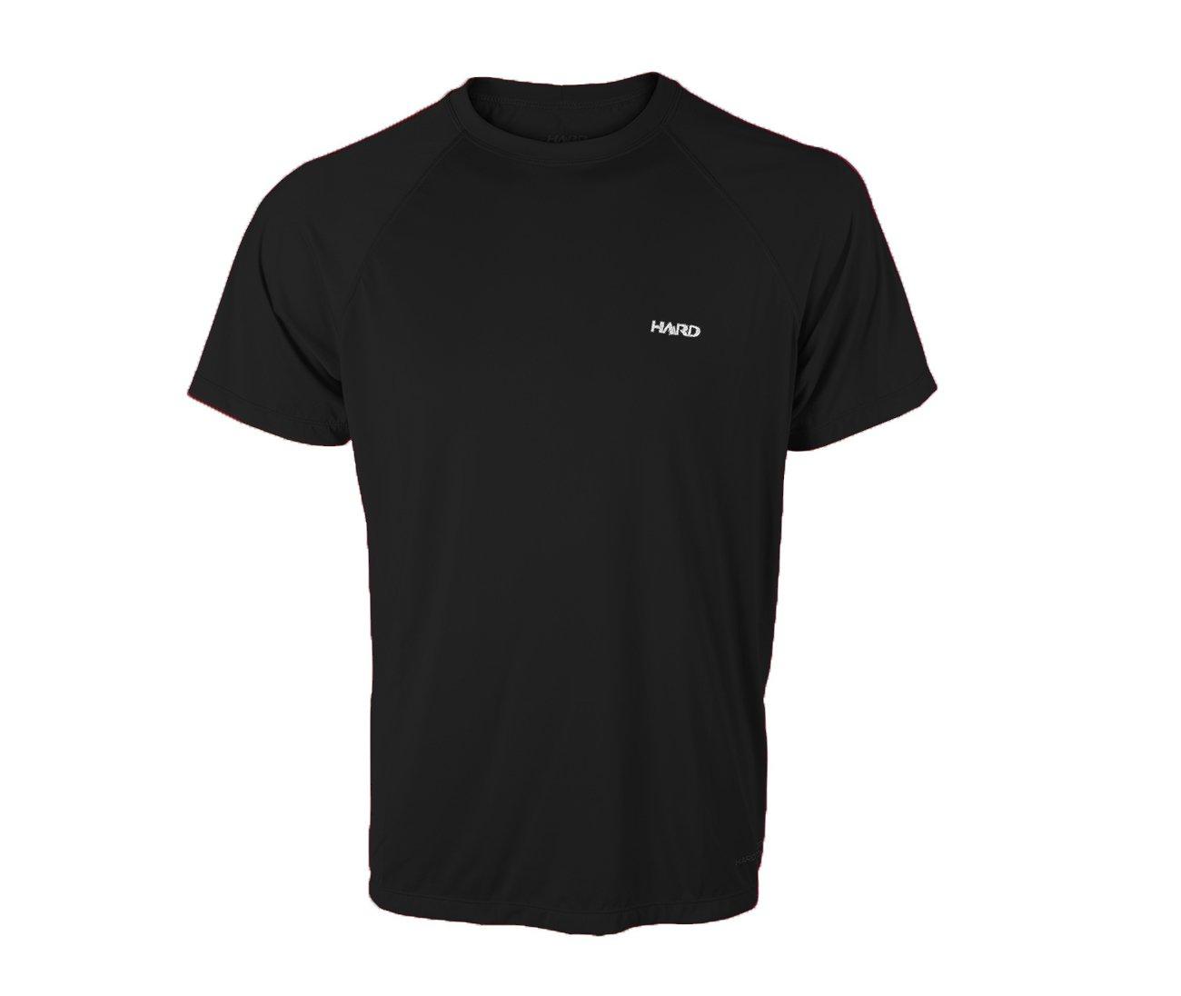 Camiseta Nanotec M.curta Fresh50 Preto Leggerissi - Hard