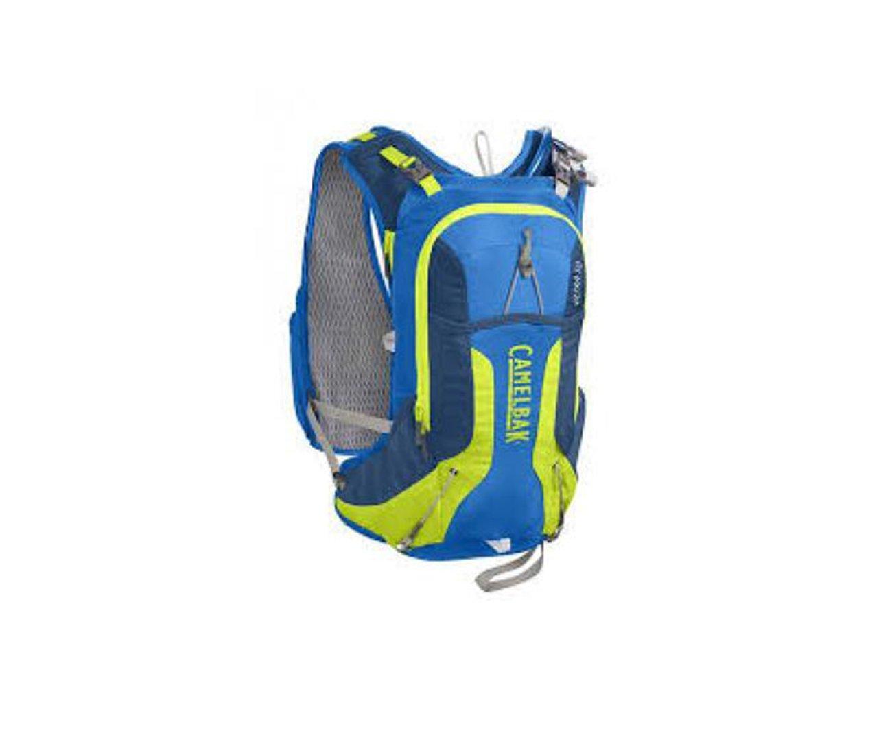 Mochila De Hidratação Ultra 10 2,0 Lts Azul/verde - Camelbak