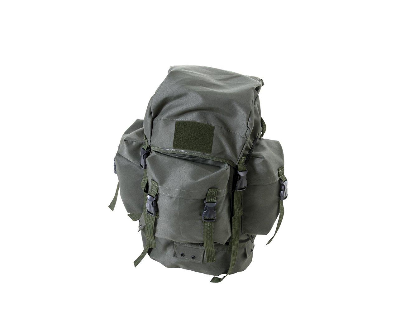 Mochila Pqd Grande  45 Lts Verde - Bravo