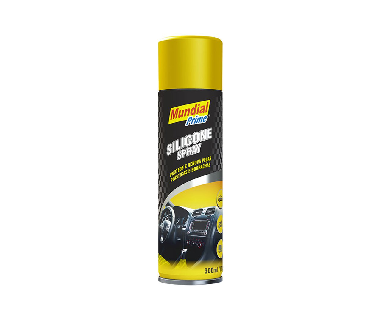 Silicone Spray 300ml - Mundial Prime