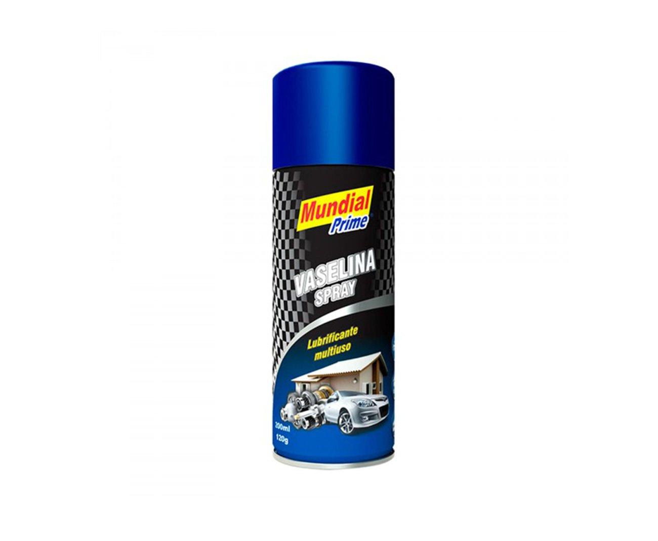 Vaselina Spray 200ml - Mundial Prime