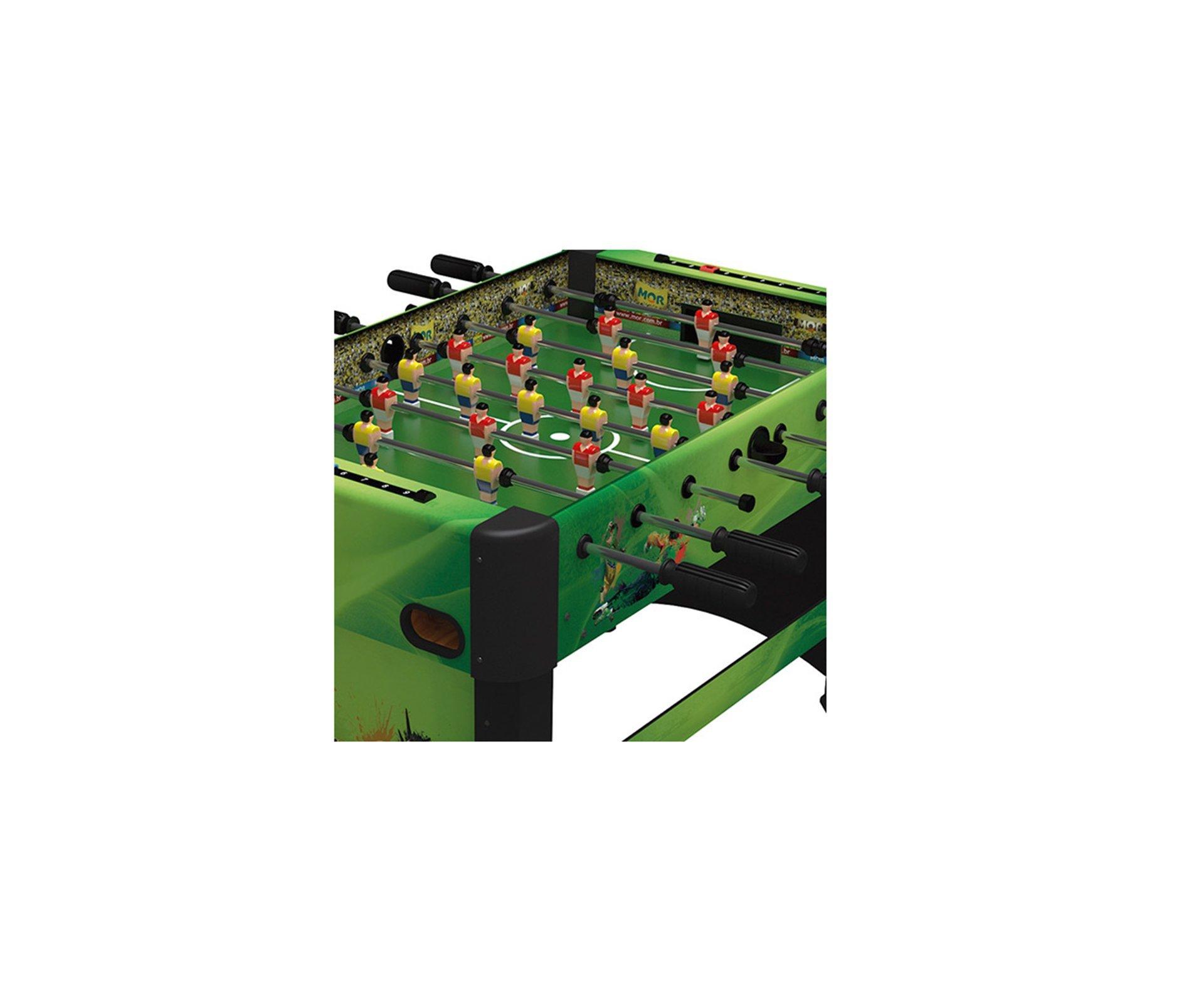 Pebolim Stadium Green - Mor
