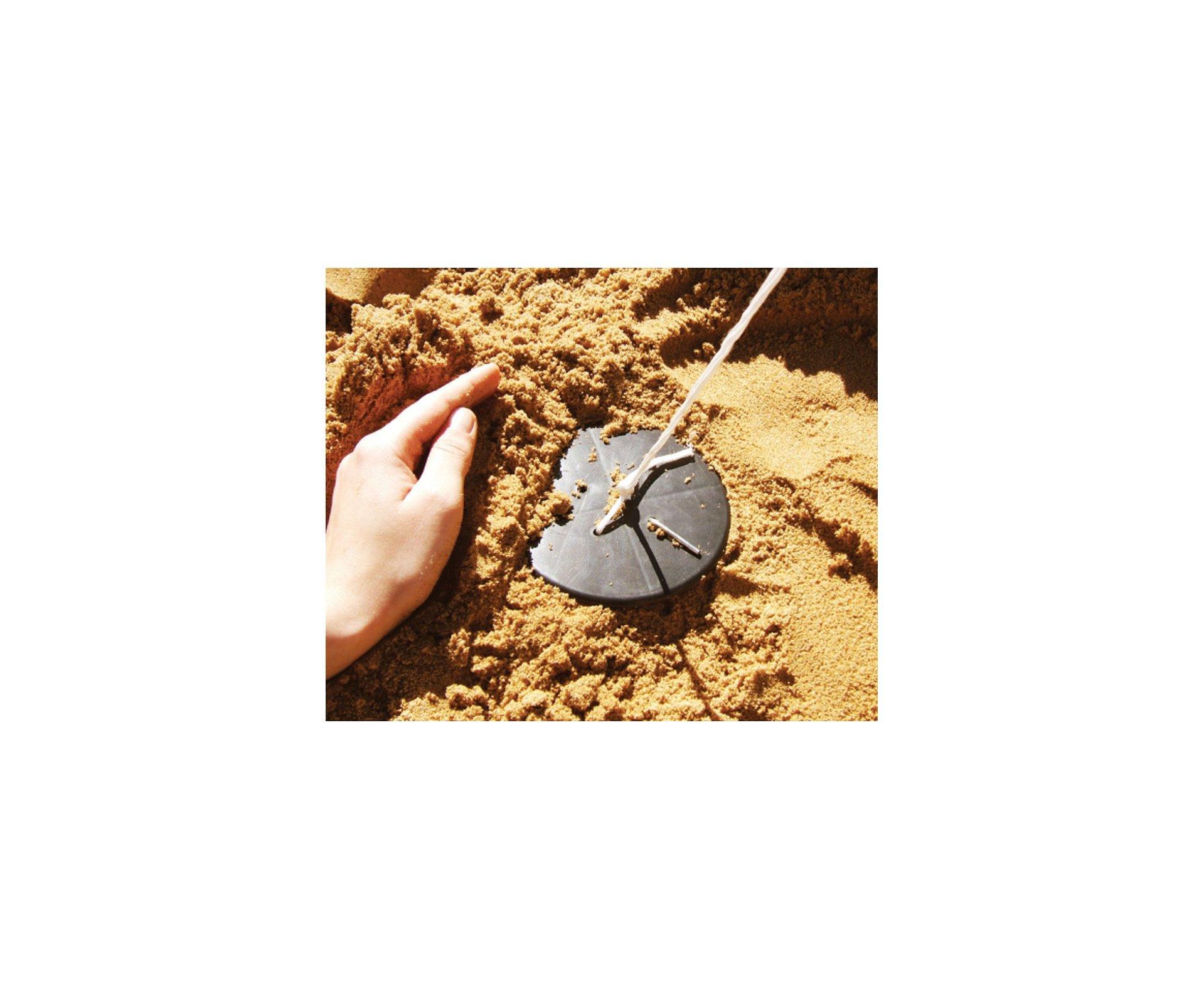 Gazebo Praia 3x3 Oxford Azul - Mor