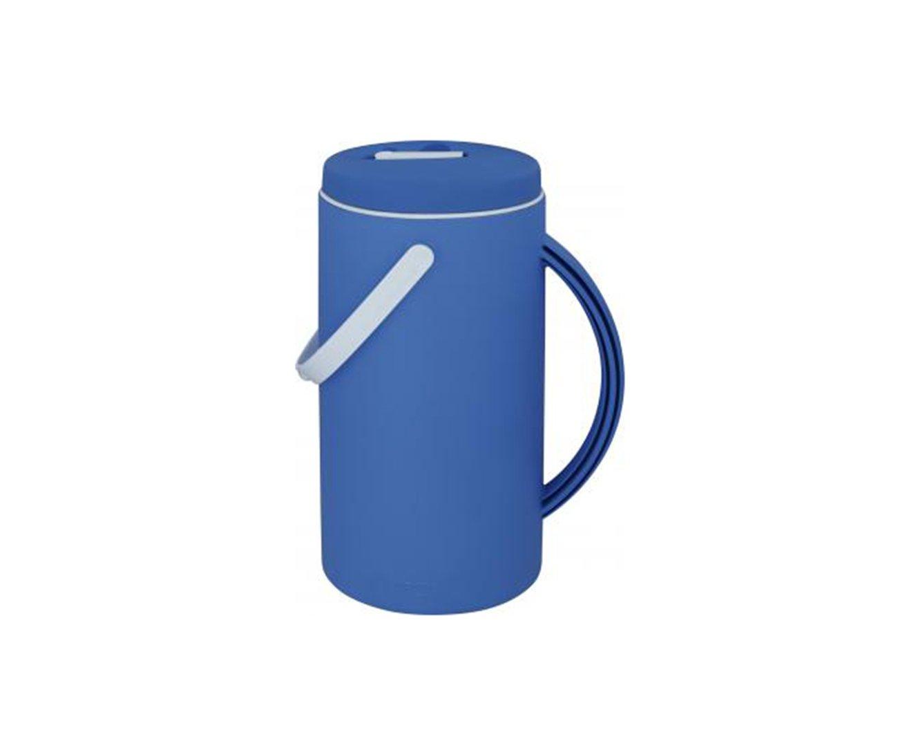 Jarra Térmica Nativa 2,5 Litros Azul Ref. 25108001 - Mor
