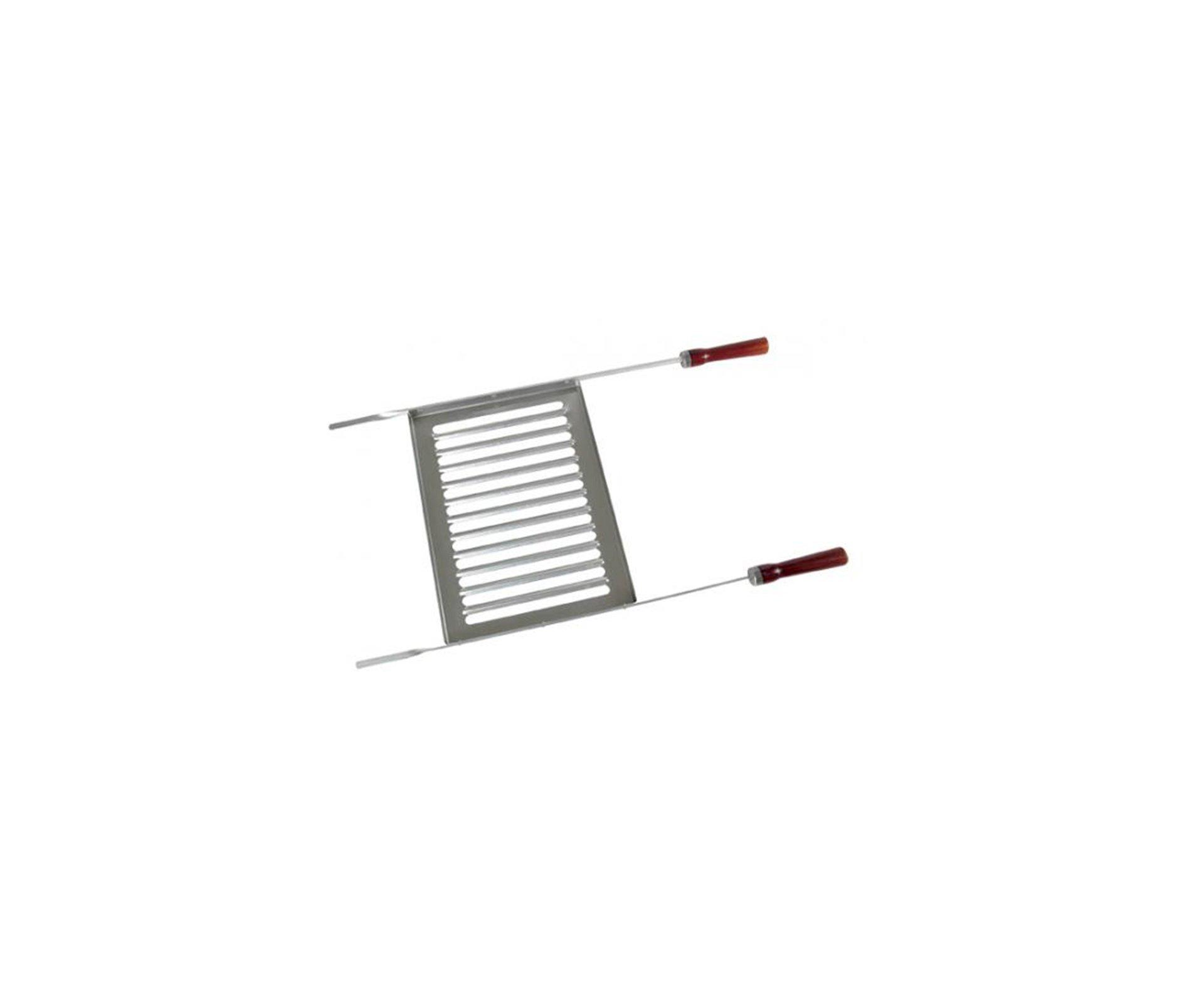Grelha Alumínio Pro Ref. 003125 - Mor