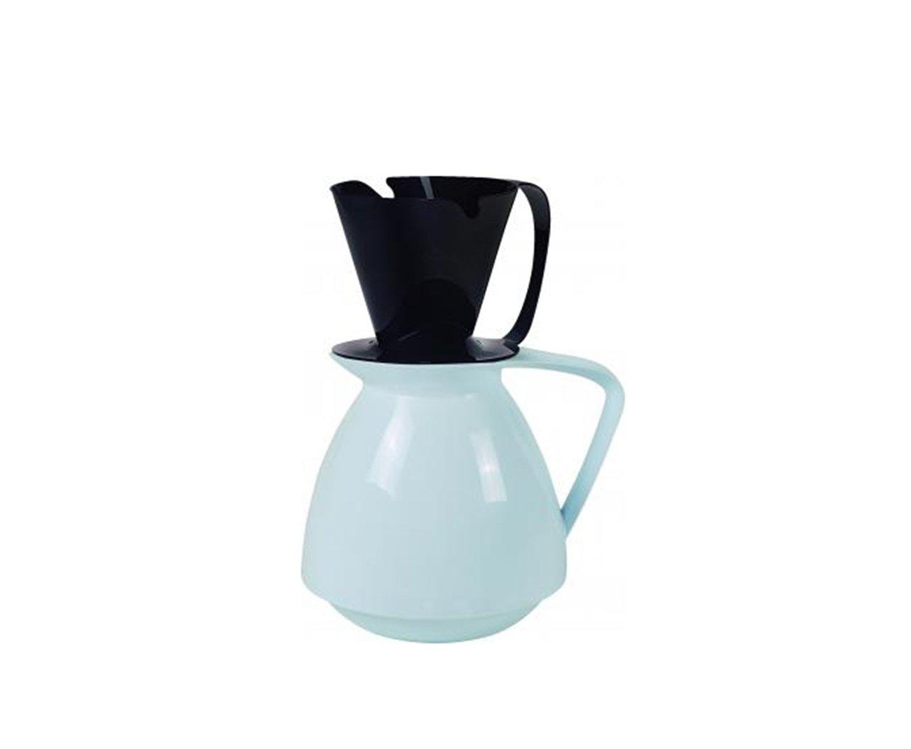 Garrafa Termica Amabile + Coador Cafe Ref. 25107801 - Mor