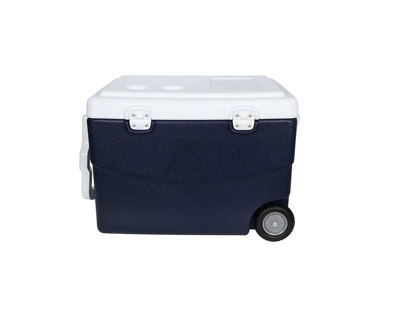 Caixa Térmica Glacial 70 Litros Azul Ref. 25108151 - Mor