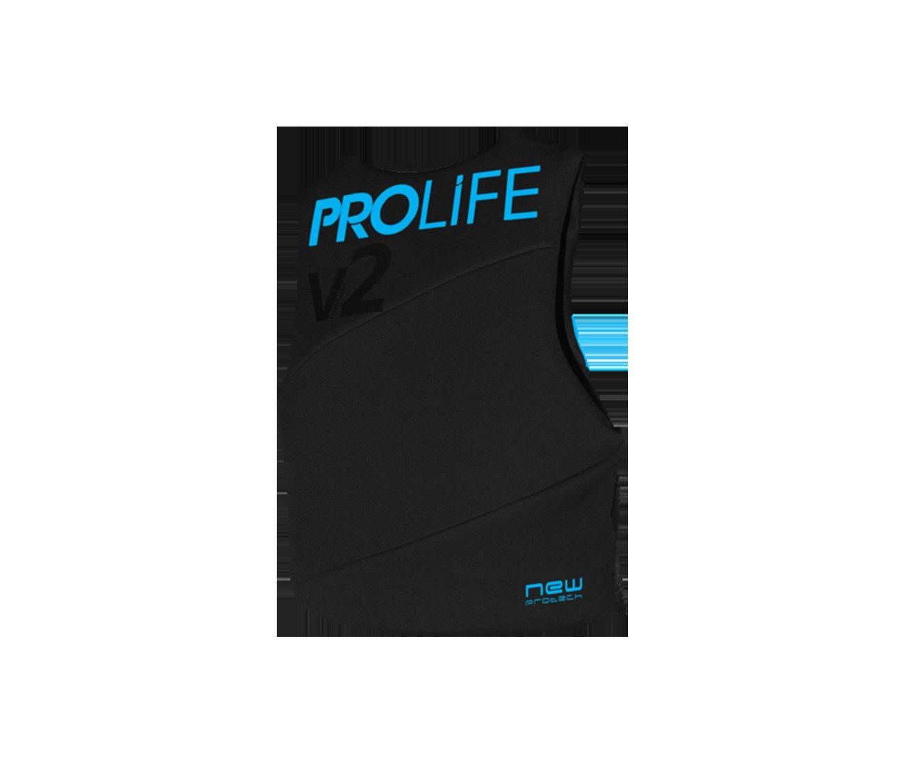 Colete Salva Vidas Neoprene New Protech Homologado M Azul - Prolife - M