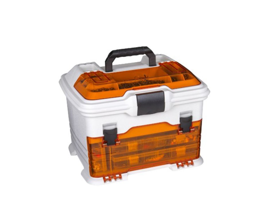 Caixa De Pesca T4p Multiloader 6310 Flambeau