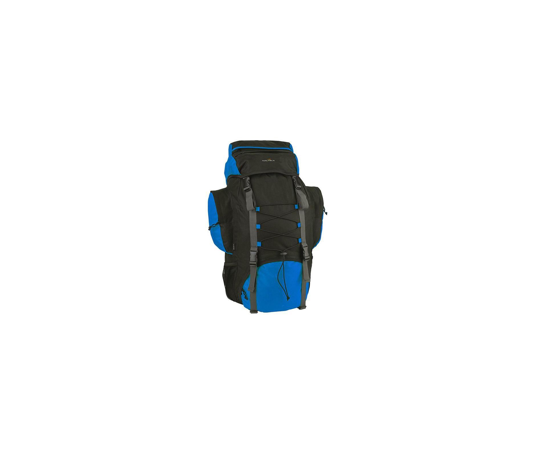 Mochila Intruder 60l Azul/preto - Nautika