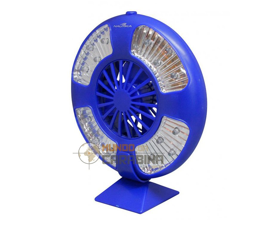 Luminária/ventilador Fan - Nautika