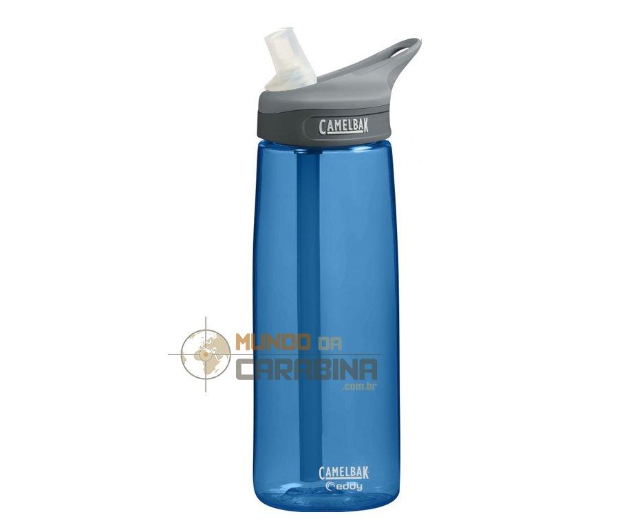 Garrafa Eddy 0,75 L Azul - Camelbak