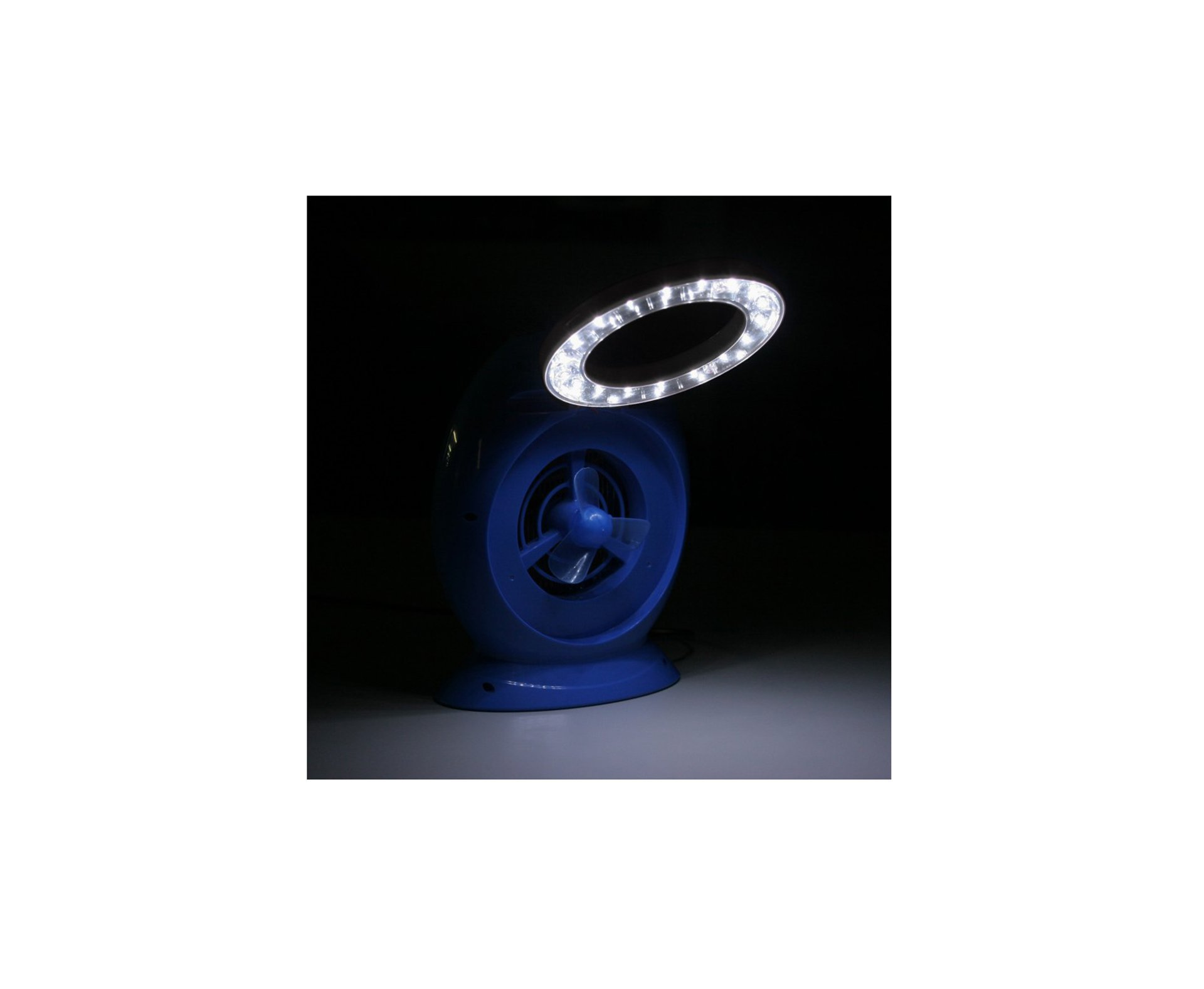 Ventilador/ Luminária Repel Light