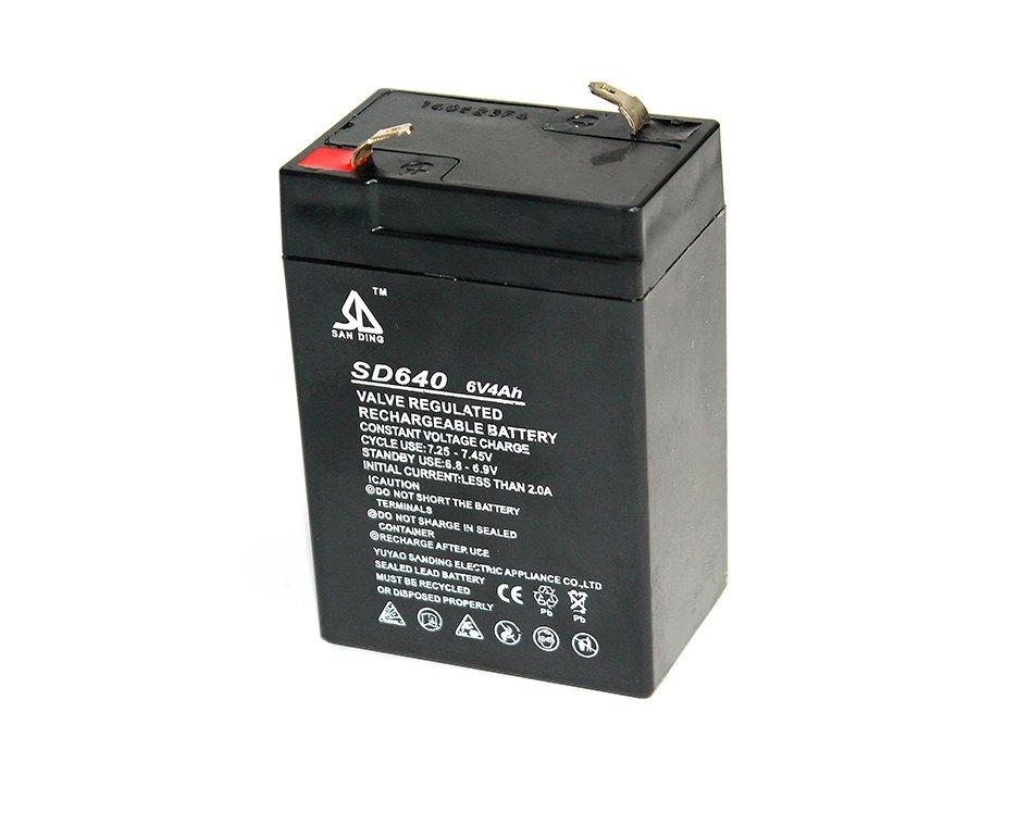 Bateria Selada 6v4ah - Sd640