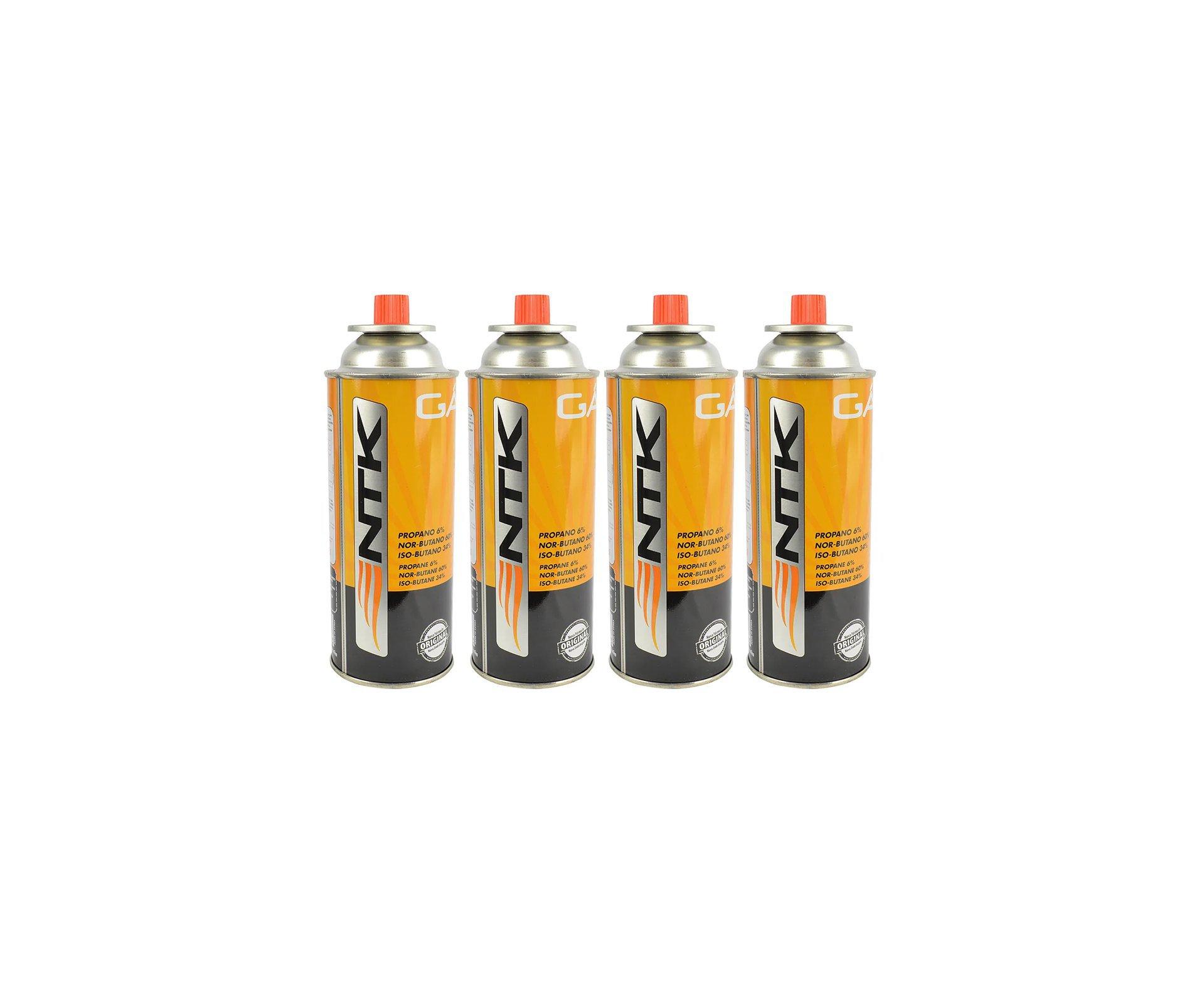 Maçarico Flame Gun + 01 Kit Refil Gas - Guepardo
