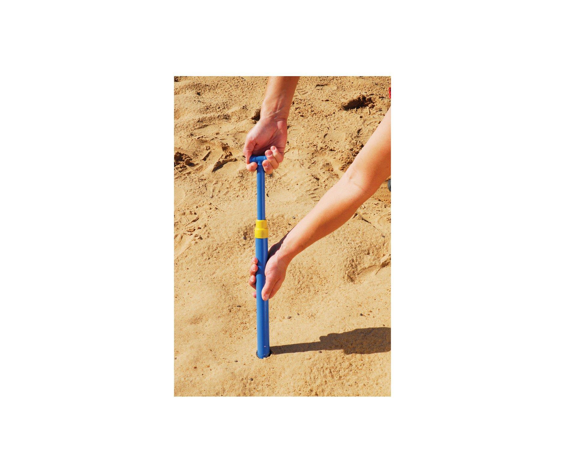 Saca Areia Para Praia - Mor