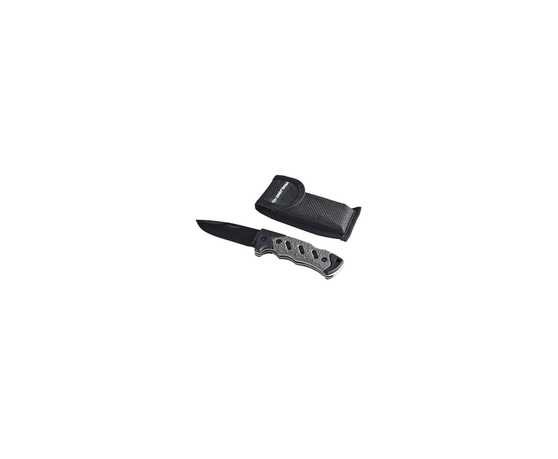 Canivete Rubber Aço 420 - Mormaii